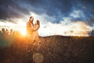 Hardwick park engagement shoot / pre-wedding shoot