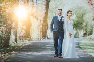 Lumley Castle Summer Wedding Photography | Lumley Castle Summer Wedding Photographer