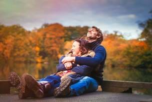 Sam & Johno Bolam Lake Engagement Photography