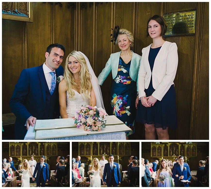 hc durham castle wedding photography 0047