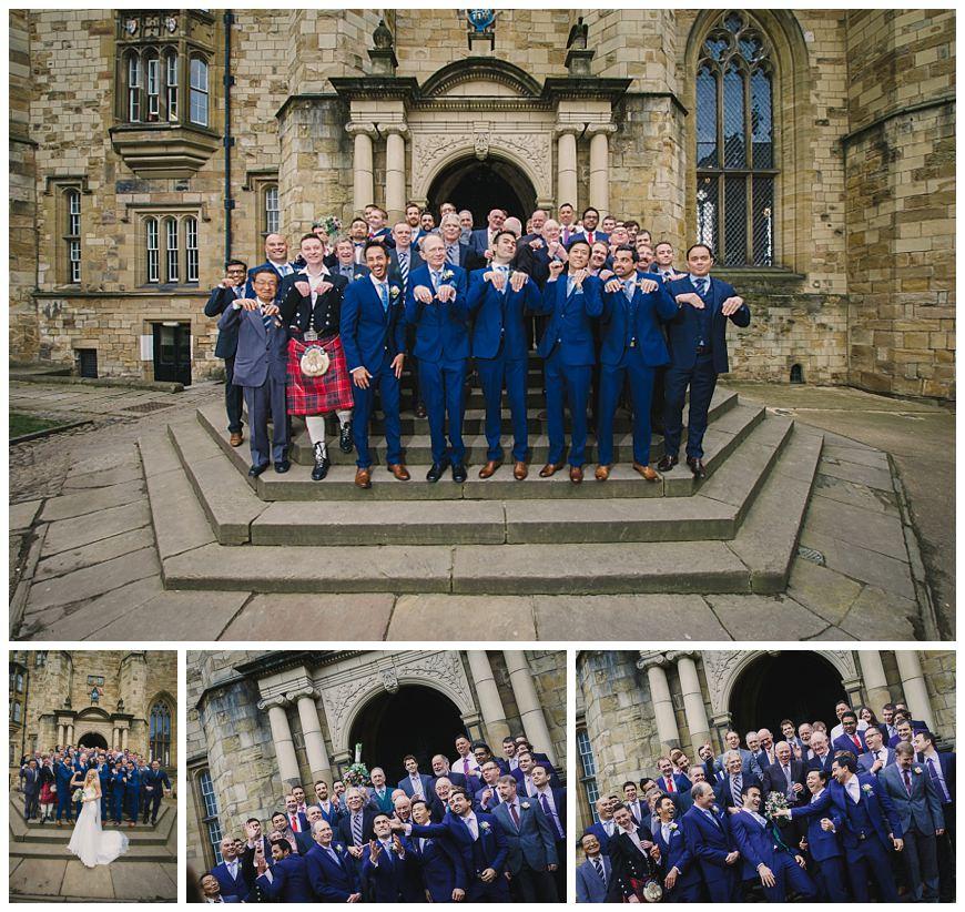 hc durham castle wedding photography 0059