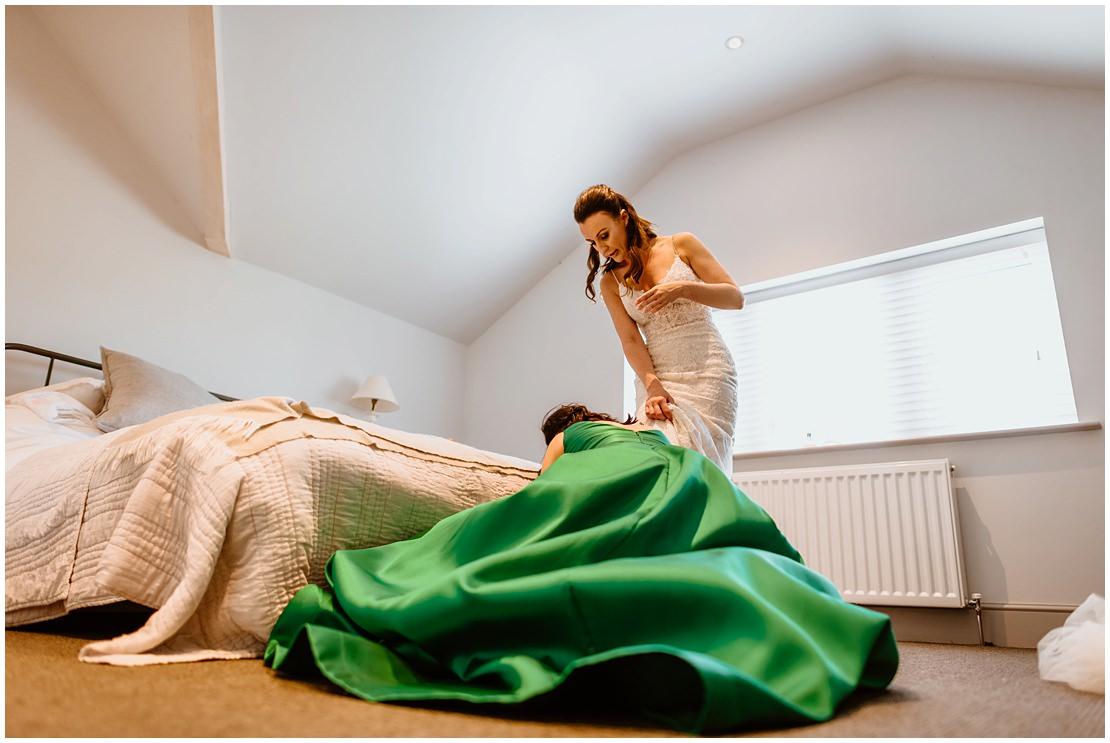 Bolton Abbey Tithe Barn Wedding Photographer 0030