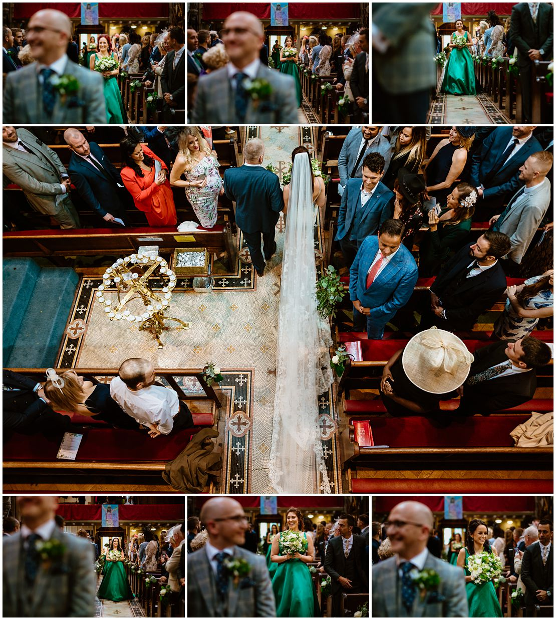 Bolton Abbey Tithe Barn Wedding Photographer 0042