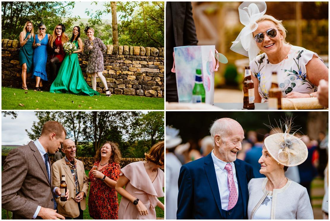 Bolton Abbey Tithe Barn Wedding Photographer 0091