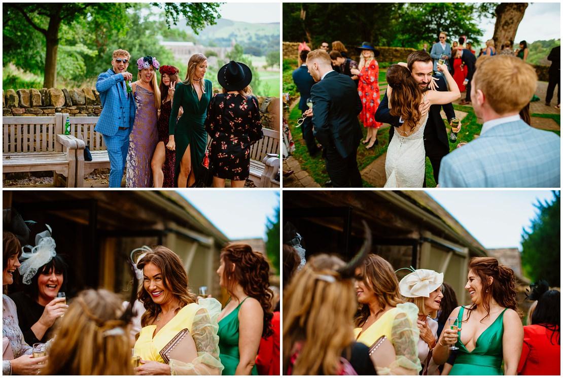 Bolton Abbey Tithe Barn Wedding Photographer 0094