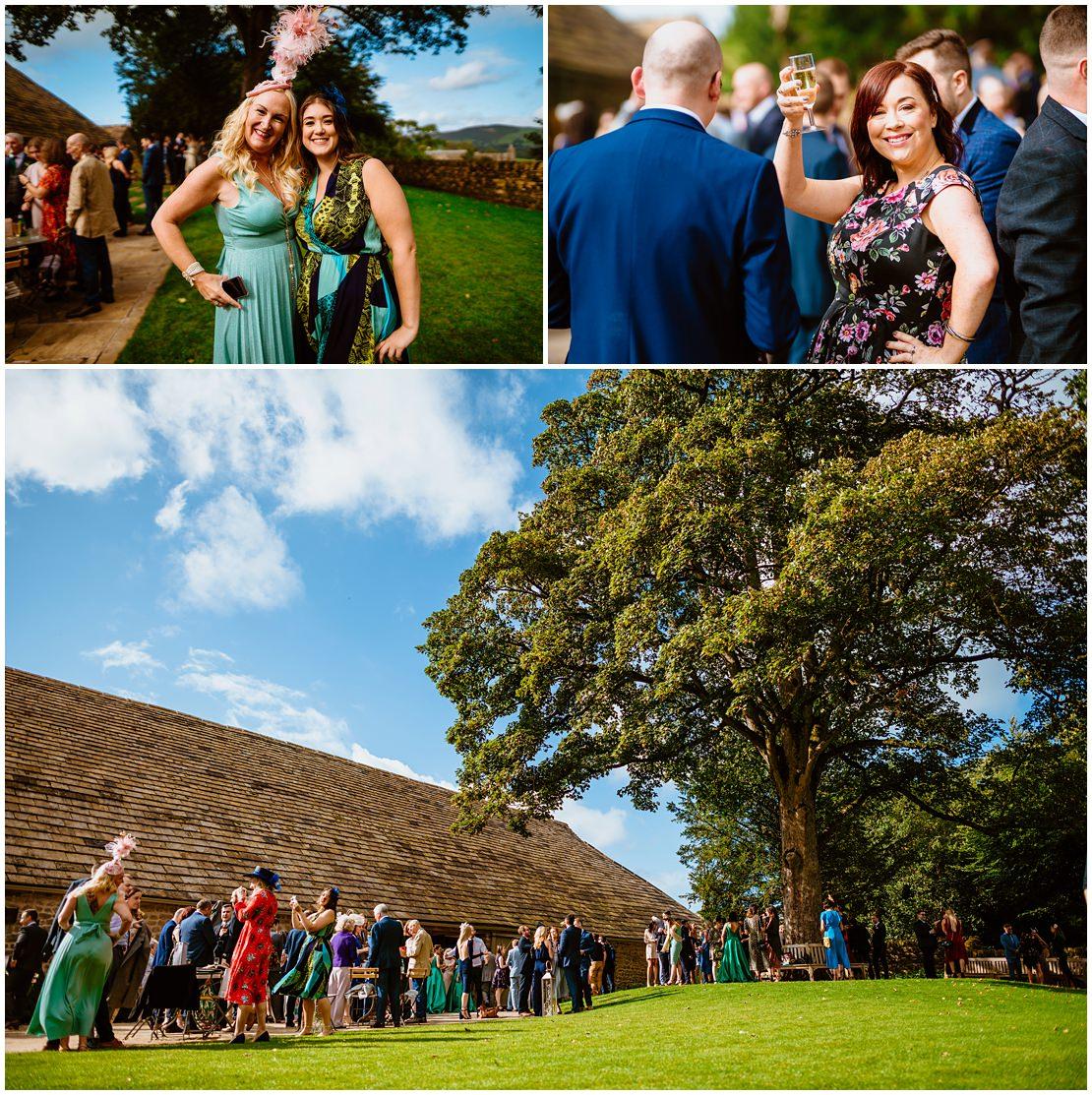Bolton Abbey Tithe Barn Wedding Photographer 0098
