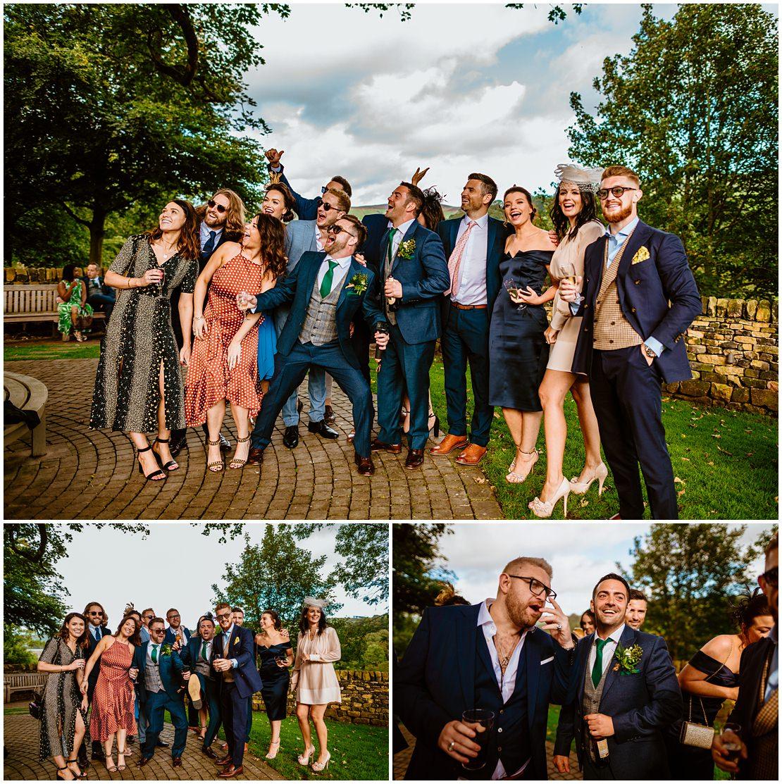 Bolton Abbey Tithe Barn Wedding Photographer 0105