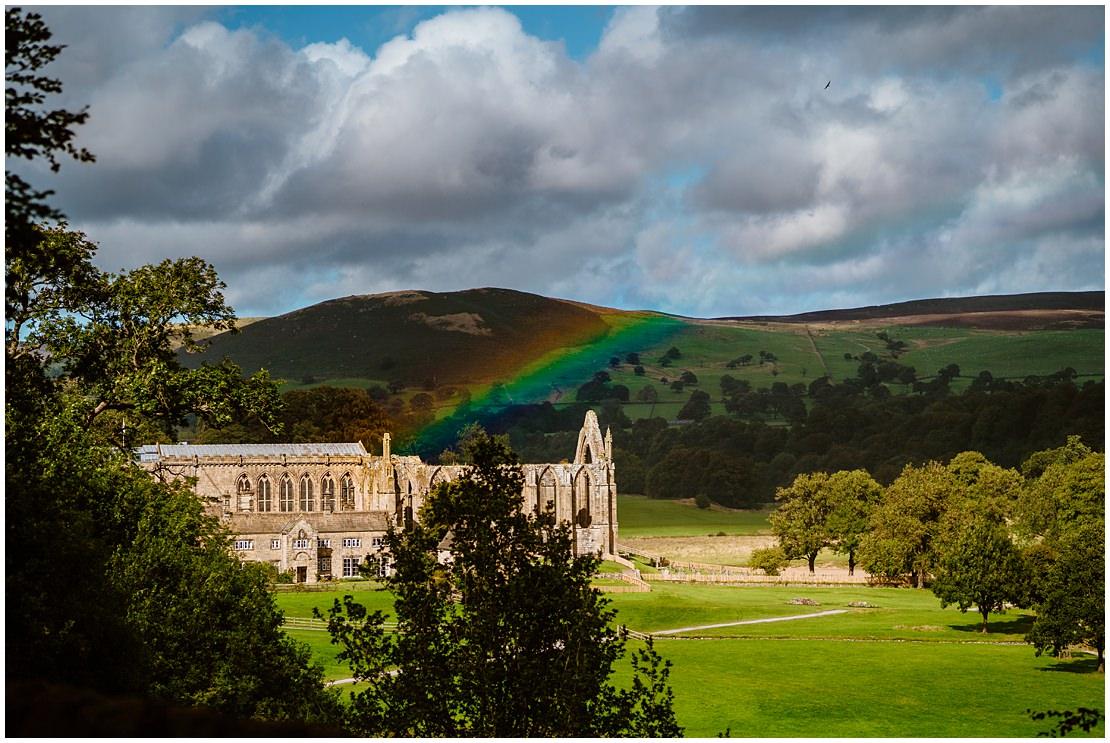 Bolton Abbey Tithe Barn Wedding Photographer 0107