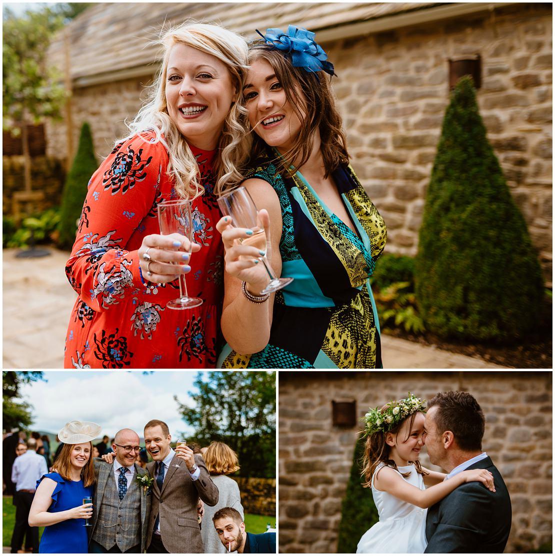 Bolton Abbey Tithe Barn Wedding Photographer 0109
