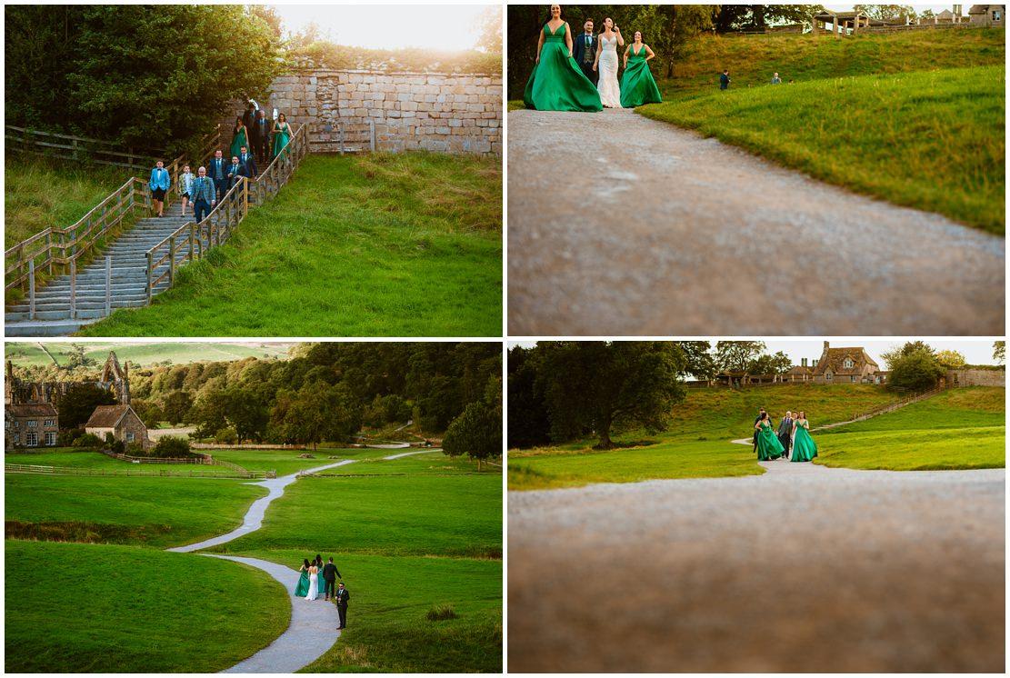 Bolton Abbey Tithe Barn Wedding Photographer 0144
