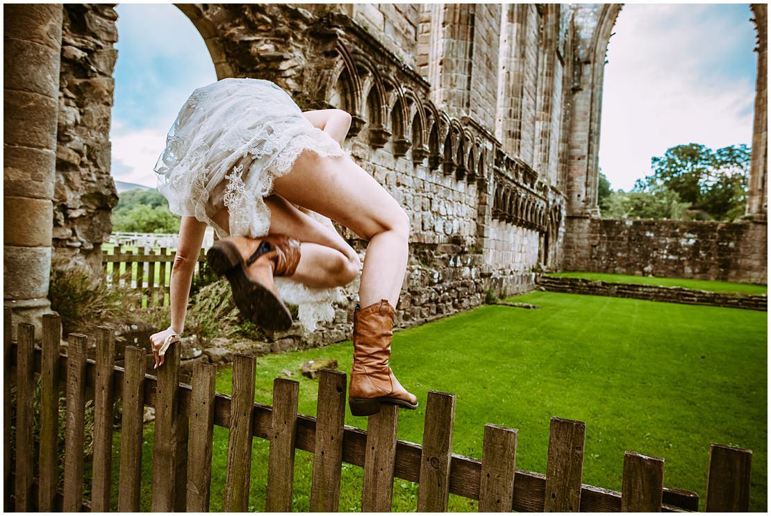 Bolton Abbey Tithe Barn Wedding Photographer 0155