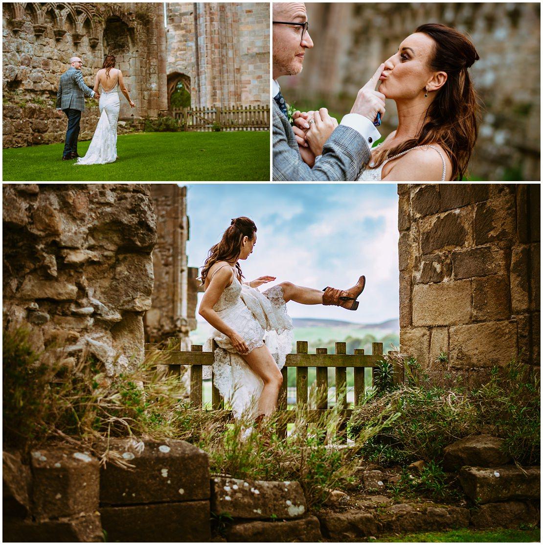 Bolton Abbey Tithe Barn Wedding Photographer 0157