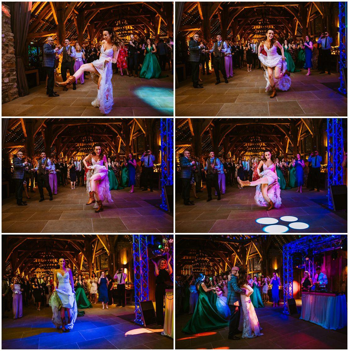 Bolton Abbey Tithe Barn Wedding Photographer 0169