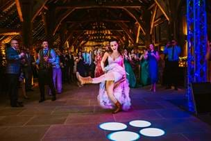 Tithe Barn Bolton Abbey Wedding Photography