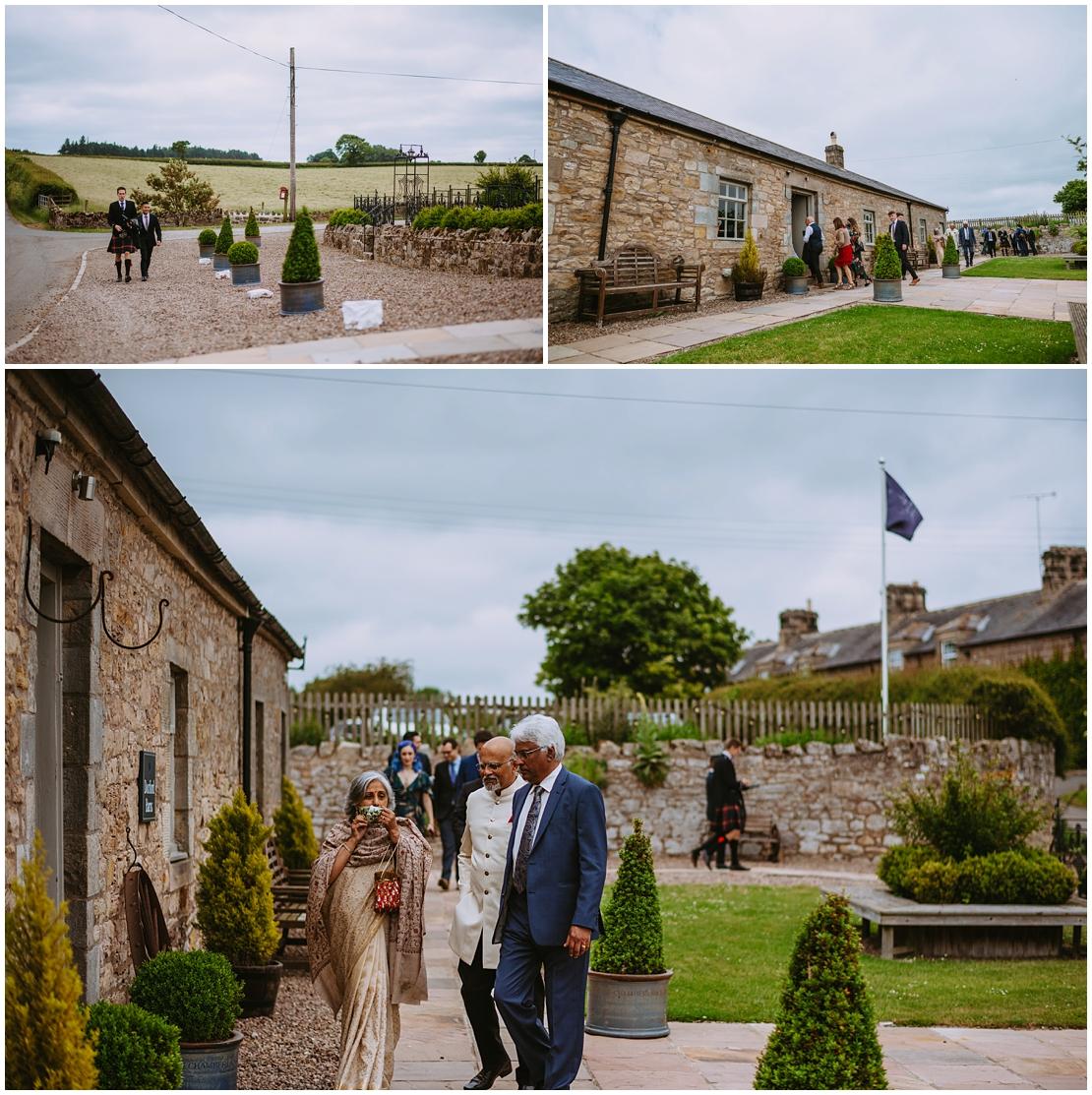 doxford barns wedding photography katie vivek 0005