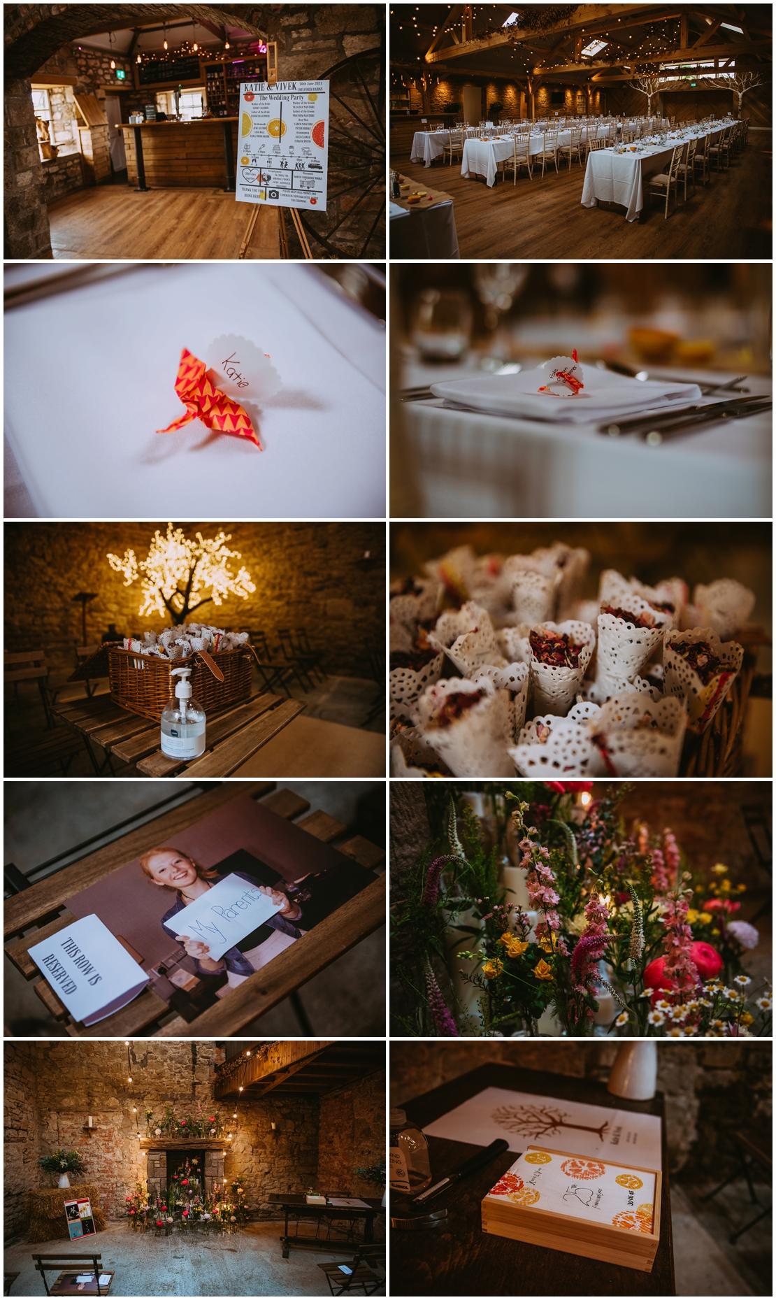 doxford barns wedding photography katie vivek 0006
