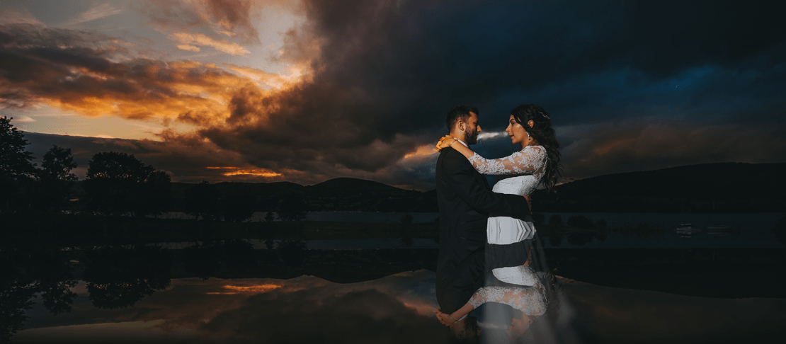 Mariam + Liam - Tipi - Ullswater - Lake District