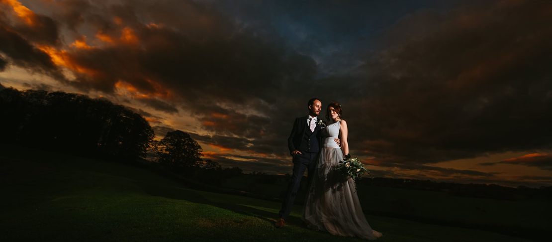 Frankie + Mark - Alnwick Treehouse, Northumberland Wedding Photography